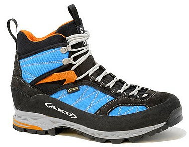 Aku Tengu Lite GTX tourquoise orange