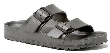 Birkenstock Arizona EVA metallic anthrazit