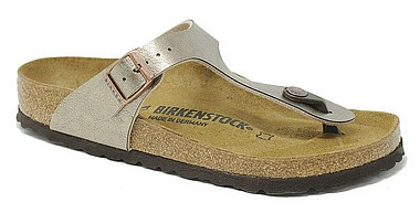 Birkenstock Gizeh graceful taupe