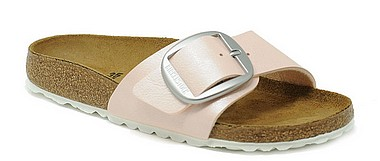 Birkenstock Madrid Big Buckle graceful light rose