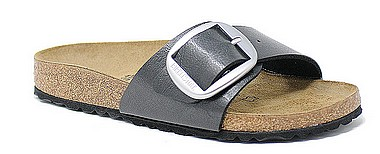 Birkenstock Madrid Big Buckle licorice