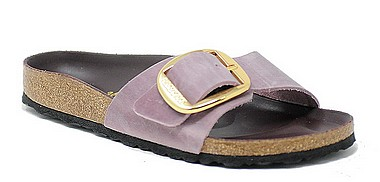 Birkenstock Madrid Big Buckle lavender blush