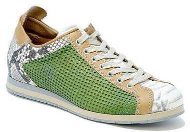 Clocharme 2123 leather green