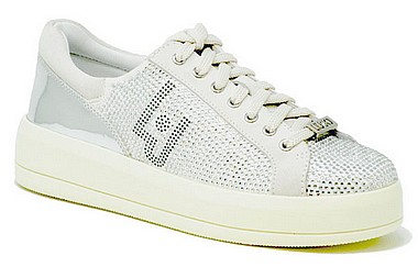 Liu Jo Kim 07 Lace UP white