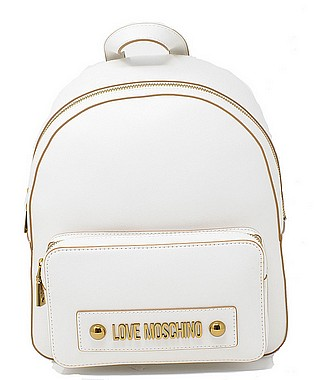 Love Moschino JC4028PP1A Zaino white
