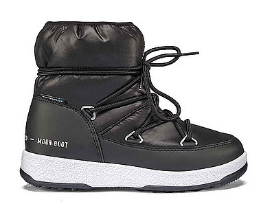 Moon Boot® Moonboot JR Girl Low Nylo black