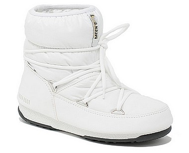 Moon Boot® Moonboot Low Nylon WP bianco