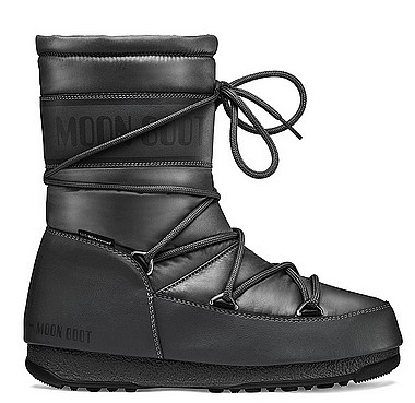 Moon Boot® Moonboot Mid Nylon WP black