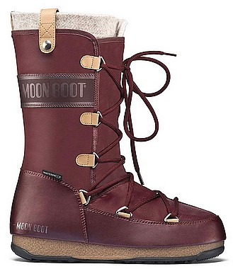 Moon Boot® Moonboot Monaco Felt WP port royale