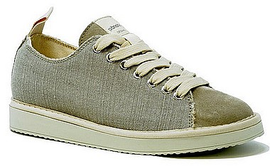 Panchic Champagne M Low Canvas earth frost grigio