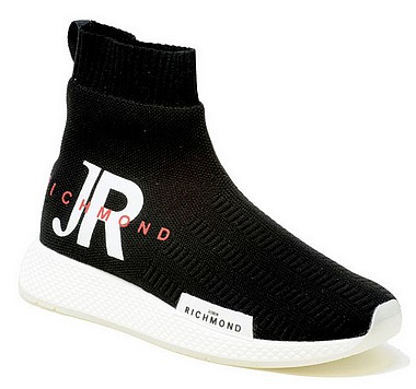 Richmond JR3 W nero