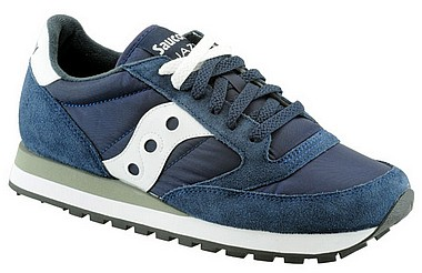 Saucony Jazz Original 2044 blu navy bianco