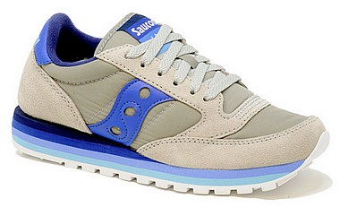 Saucony Jazz Original Rainbow grey blue