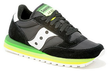 Saucony Jazz Original Rainbow black green