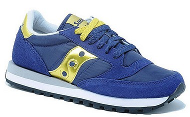 Saucony Jazz Original W S1044 blau gold
