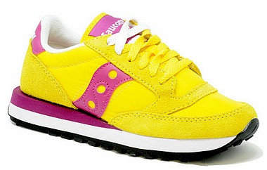 Saucony Jazz Original W S1044 yellow berry