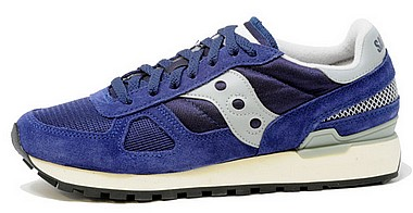 Saucony Shadow Original 2108 marine weiss vintage