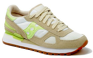 Saucony Shadow Original W S1108 light grau grün