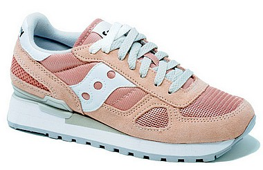 Saucony Shadow Original W S1108 rose grau