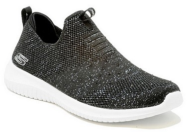 Skechers 13113 Thrive Up nero argento