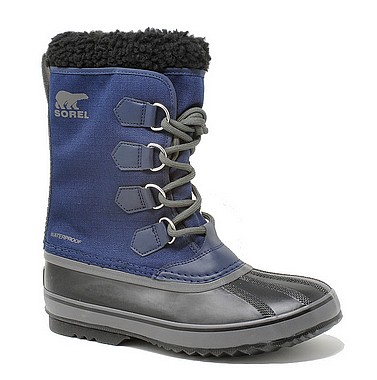 Sorel 1964 Pac Nylon collegiate navy black