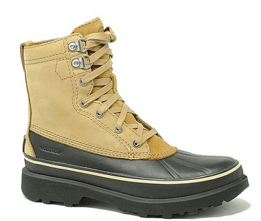 Sorel Caribou Storm WP mellow buff