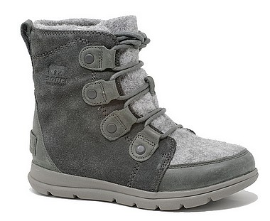 Sorel Explorer Joan grigio coal carbone