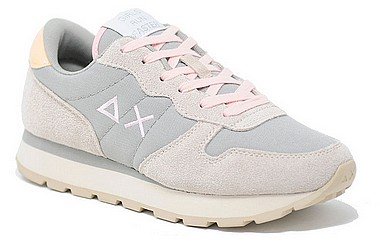 Sun 68 Ally Solid light grey rosa