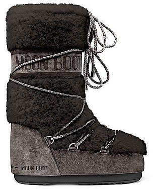 Tecnica Moon Boot Wool antracite
