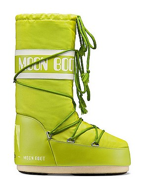 Tecnica Moon Boot lime yellow