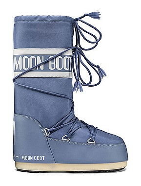 Tecnica Moon Boot stone wash blue