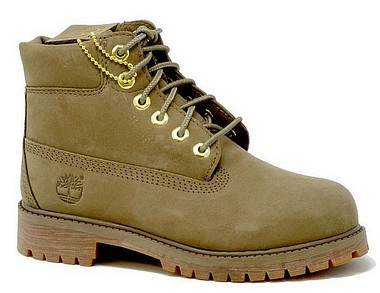 Timberland Classic Boot 6 Kid greige grigio
