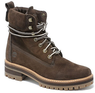 Timberland Courmayeur Valley 6 in Bo dark brown