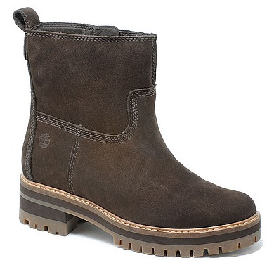 Timberland Courmayeur Valley Fur noce scuro