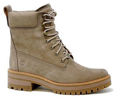 Timberland Courmayeur Valley Laces taupe grigio