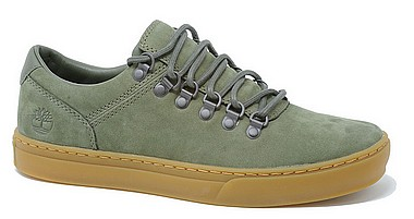 Timberland Cupsole Alpi grape green