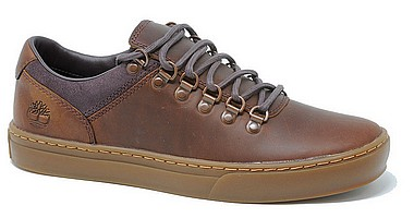 Timberland Cupsole Alpi saddle brown
