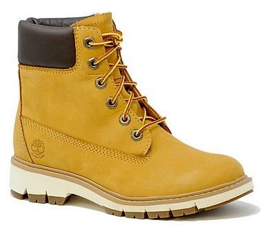 Timberland Lucia Way 6in wheat giallo