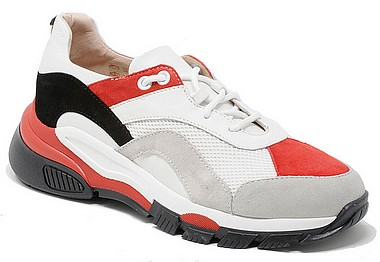 Tosca Blu SS1906S102 Sneaker Kelly white red