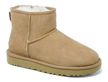UGG® Classic Mini Junior chestnut