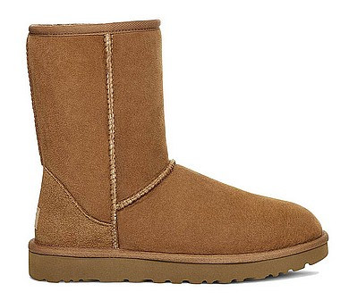 UGG® Classic Short II Woman brown chestnut