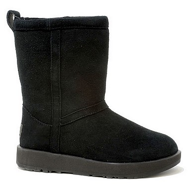UGG® Classic Short Waterproof black