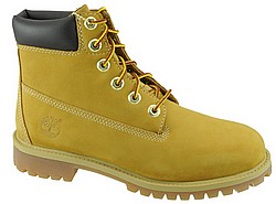 Timberland Classic Boot 6 Junior giallo