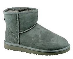 UGG® Classic Mini II Woman grau