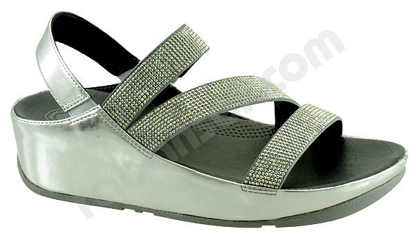9fd998d9ef937 FitFlop™ Crystall™ Z Strap Sandal - Womens sandals