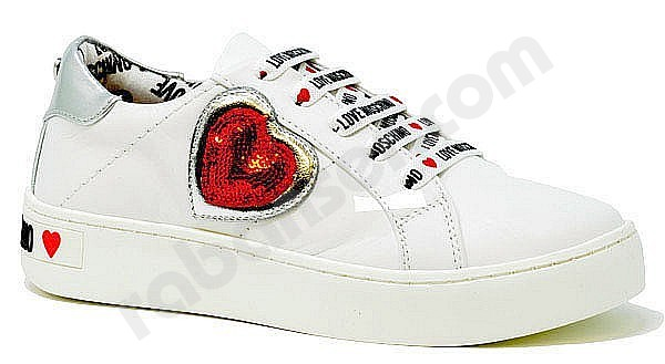 Love Moschino G17IA310A Sneaker Pelle - Sneakers 8ce394368c5