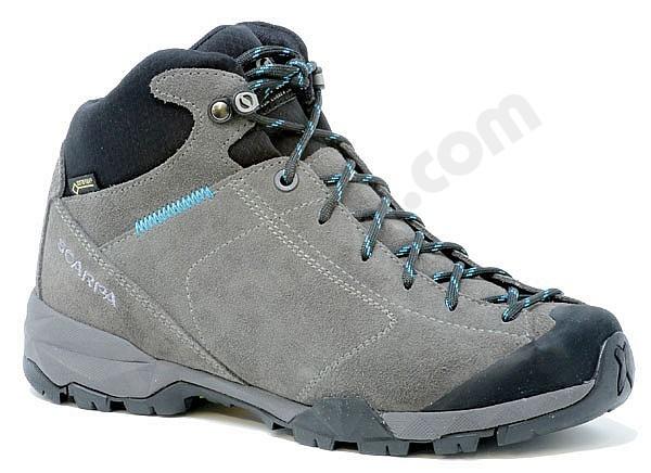 Scarpa® Mojito Hike GTX Goretex shark grigio. Scarponi da montagna  impermeabili 64fe7a31777