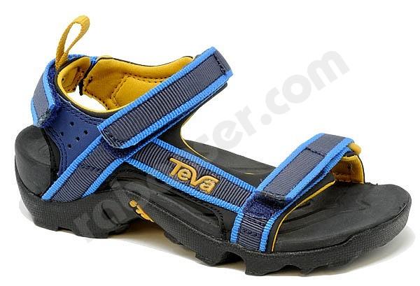 c321a373bf5f Teva Tanza Kids navy blue. Sport sandals for children